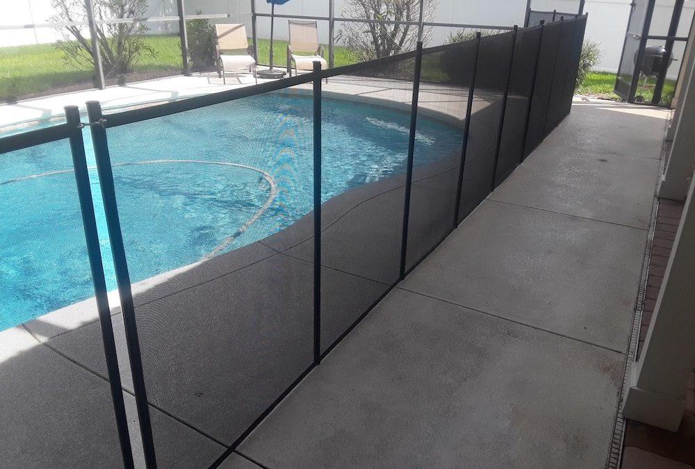 Baby Swimming Pool Fences