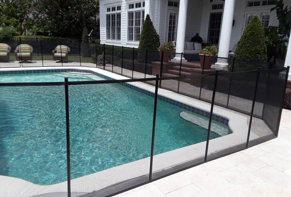 Florida Pool Fence Companies