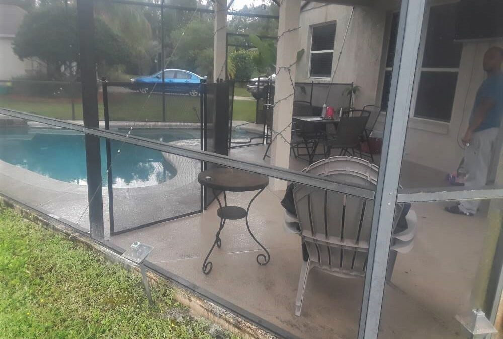 Florida Pool Fences
