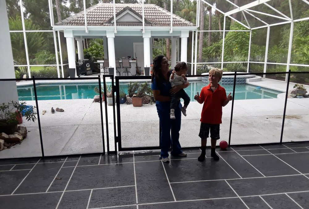 Winter Haven Swimming Pool Fences