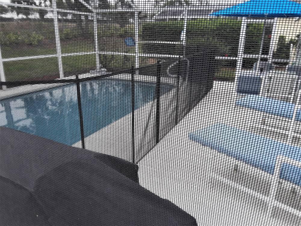 Sebring Baby Safety Pool Fences