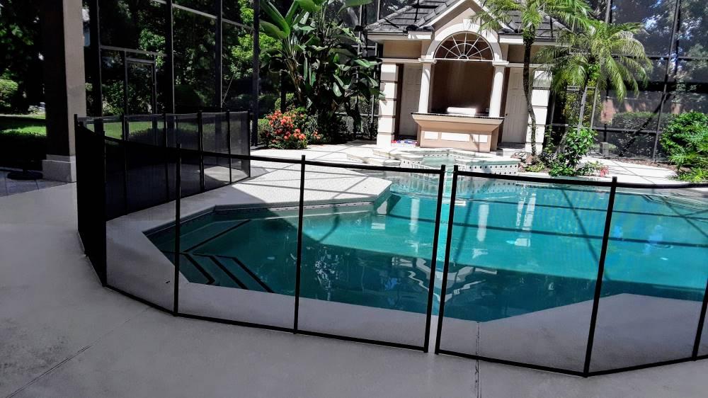 Bay Hill Orlando FL Pool Fence Company