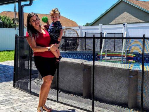 Buena Ventura Lakes Pool Fences