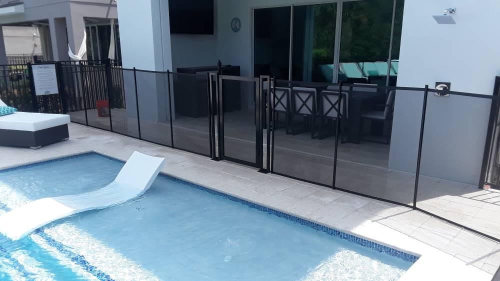 Champions Gate Resort Pool Fences