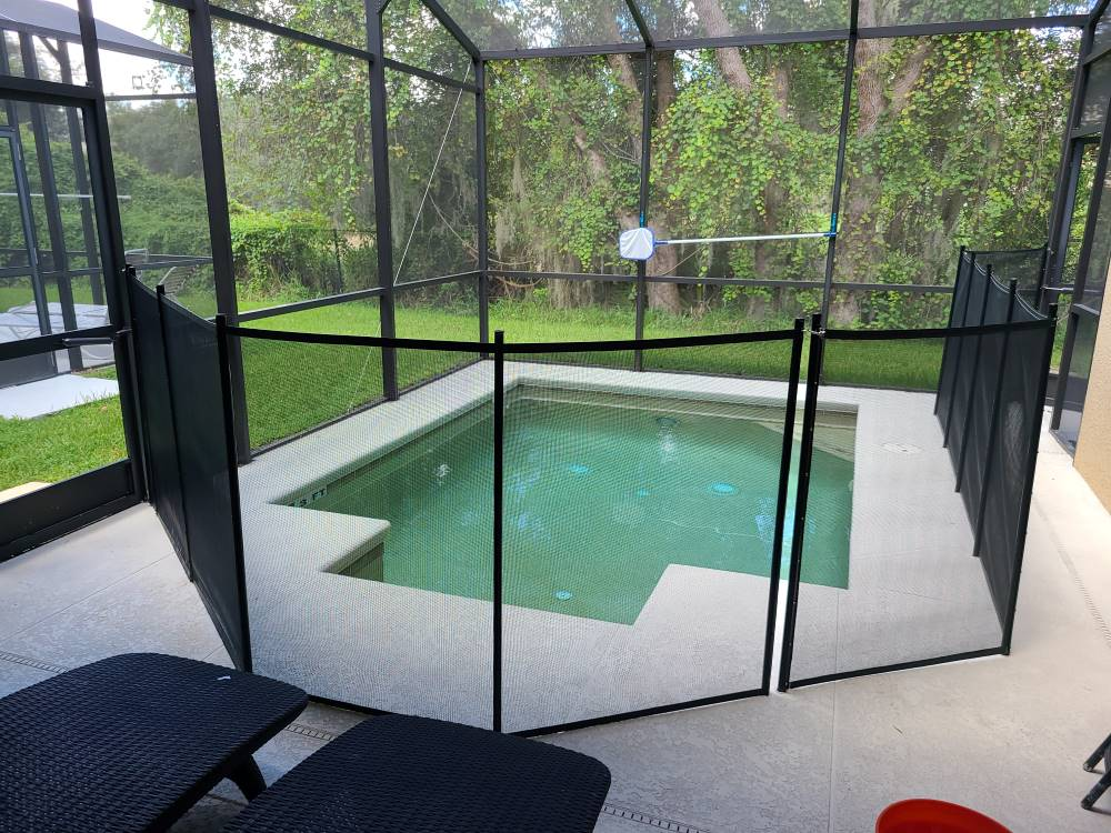 Clermont Florida Pool Fence Company Installs