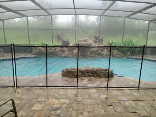 Florida Pool Fence Installation
