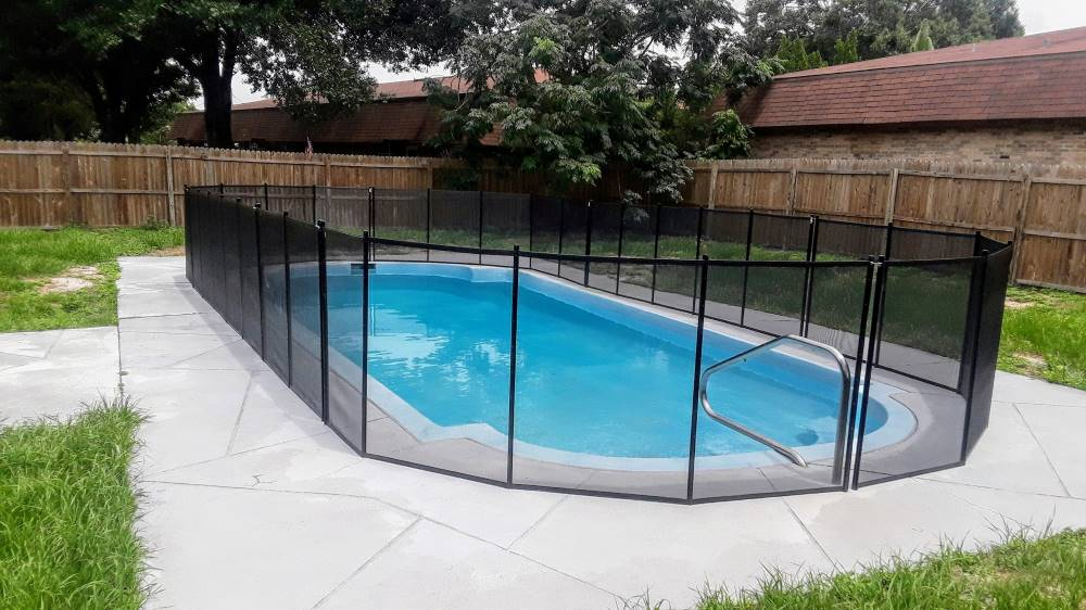 Clermont Pool Fence Installer
