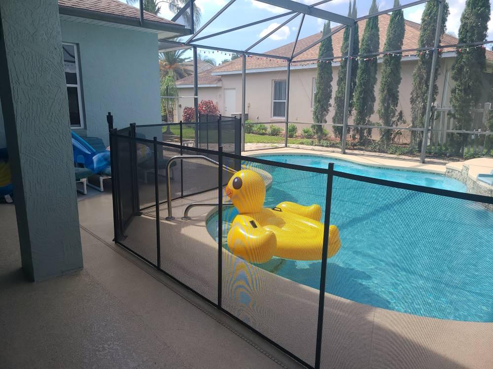 Davenport Florida Pool Fence Installer