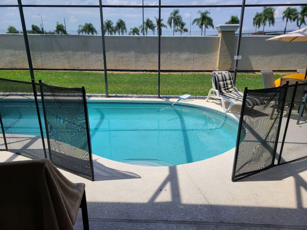 Davenport Florida Pool Fence Company Installs