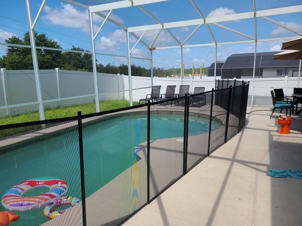 Pool Fence Installer Davenport FL