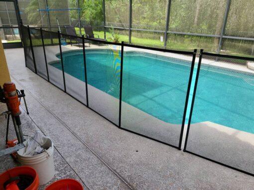 Pool Fence Company Davenport