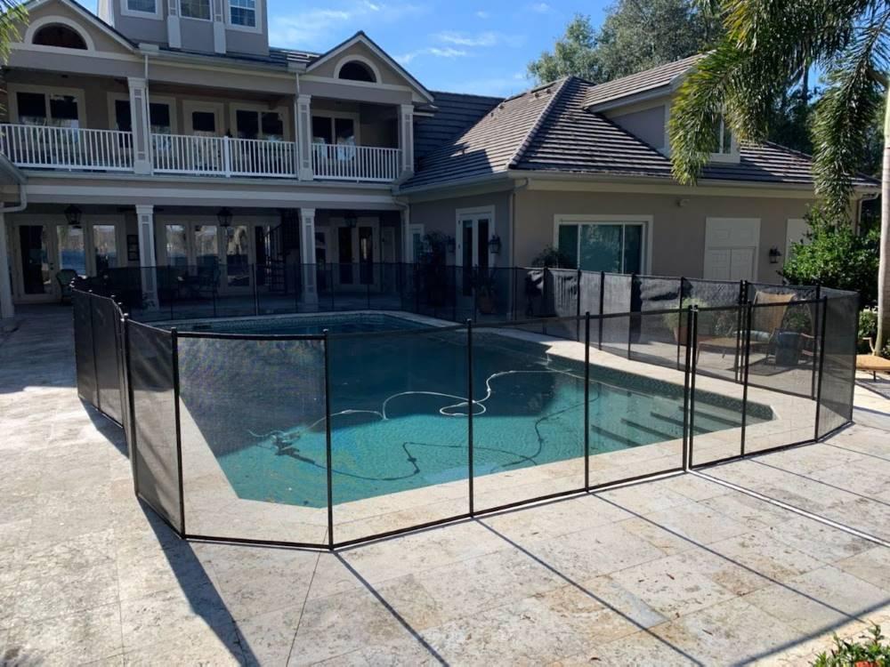 Pool Fence Company Davenport Florida