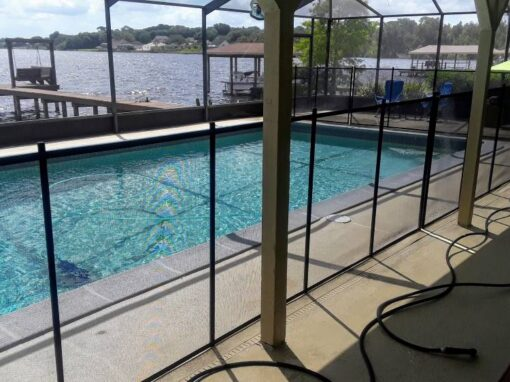 Clermont Pool Fences