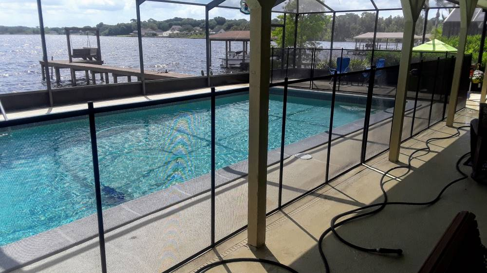 Pool Fences in Clermont Florida