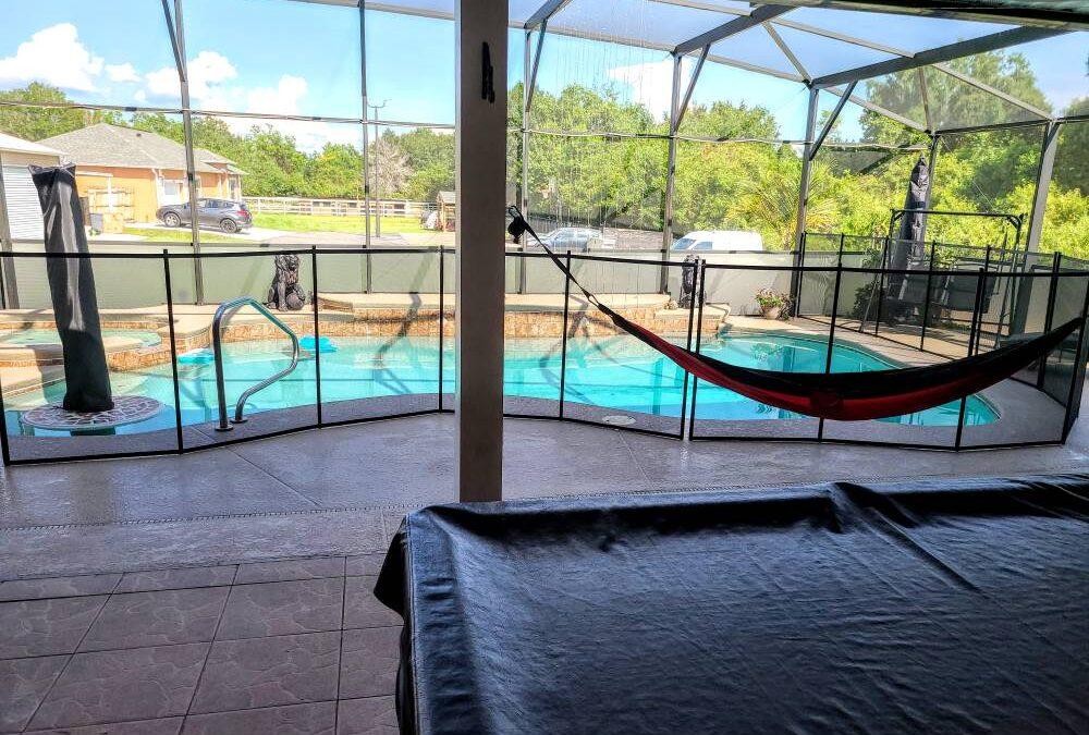 Pool Fences in Davenport
