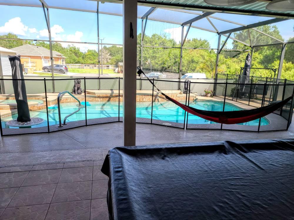Pool Fences in Davenport Florida