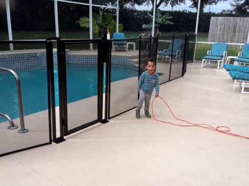 Family Pool Fences
