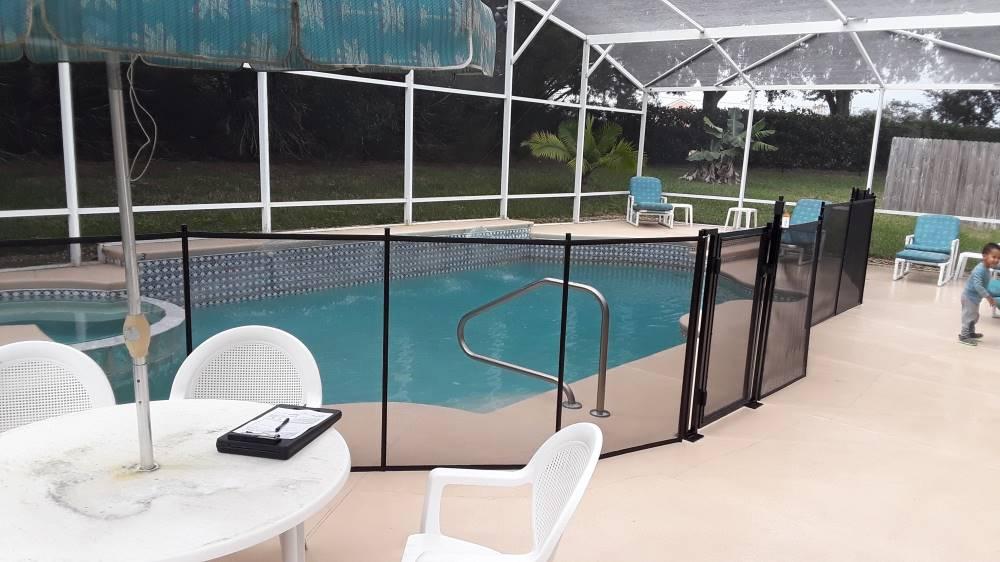 Pool Fence Company Florida