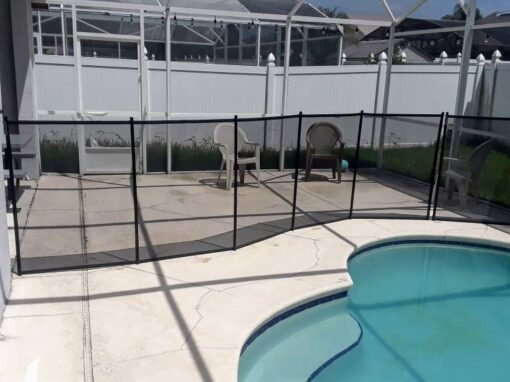 Pool Fence Made in America