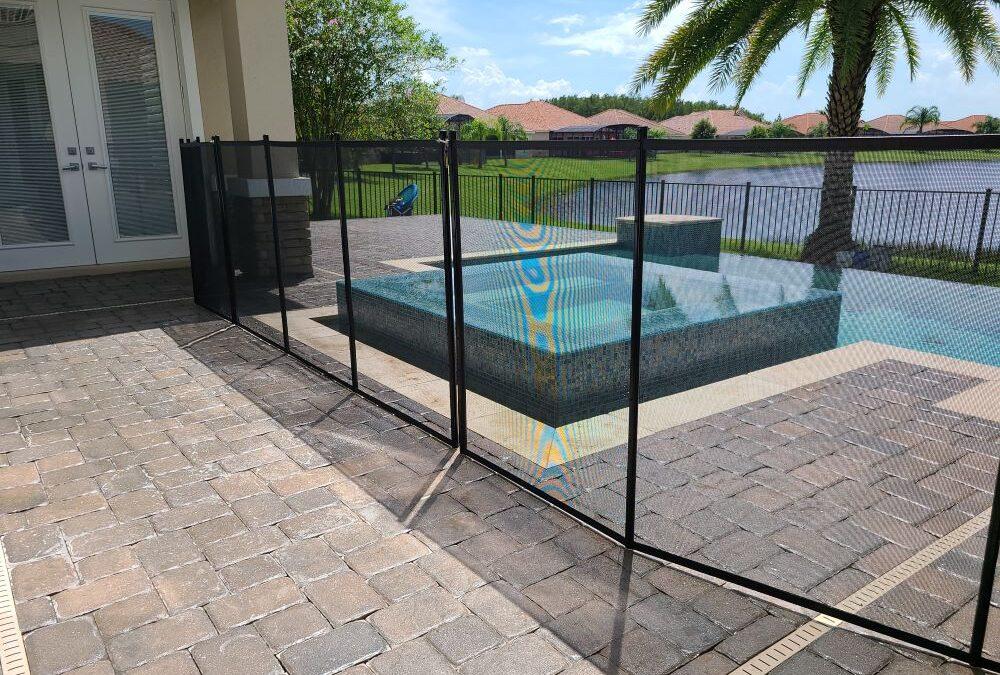 Hunters Creek Pool Fences
