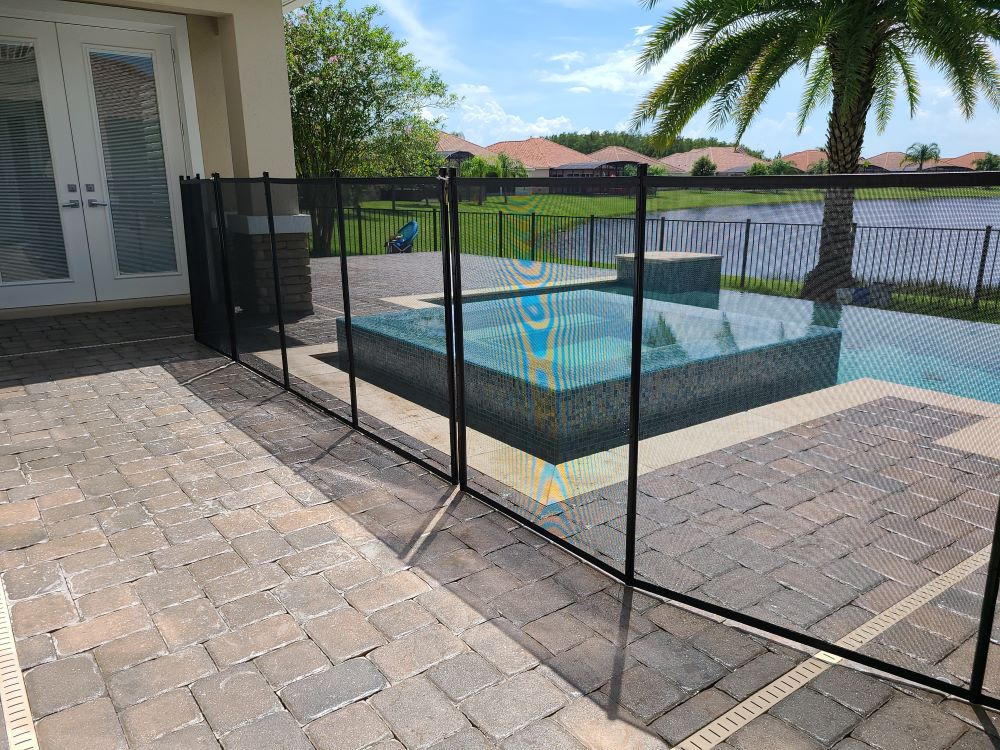 Hunters Creek Florida Pool Fence Company