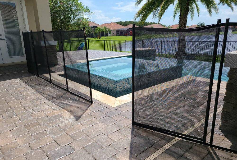 Hunter's Creek Pool Fence Company