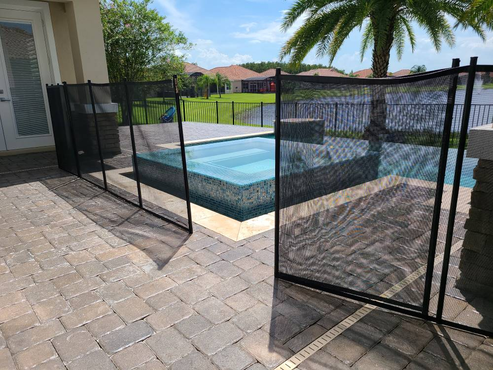 Hunters Creek Florida Spa Fences