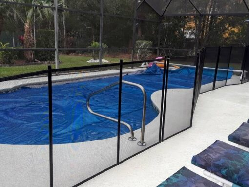 Kissimmee Pool Fence Installer