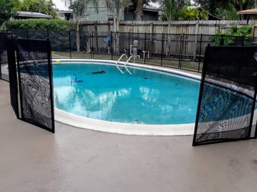Kissimmee Pool Fence Guard