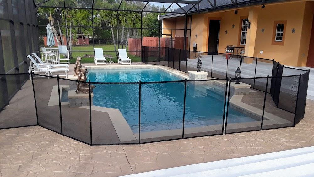 Kissimmee Florida Install Pool Fences