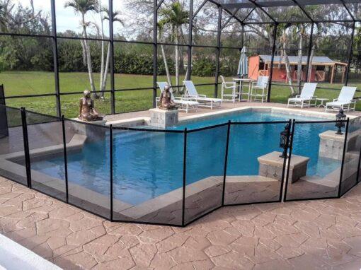Kissimmee Pool Fence Installs