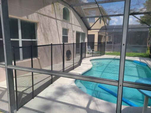 Pool Fence Haines City