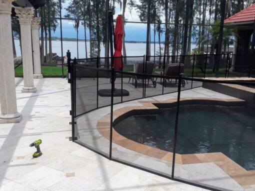Swimming Pool Safety Fences