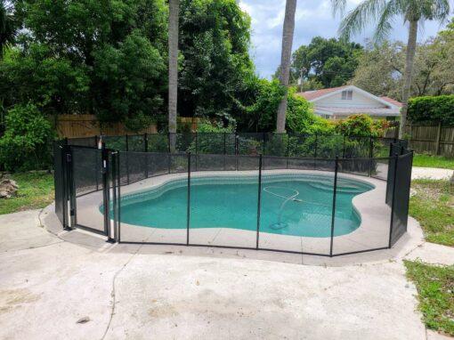 The Florida Pool Fence Company