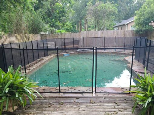 Lakeland Pool Barrier Fence